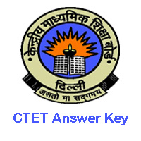 CTET Answer Key September