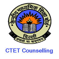 CTET Sep Counselling