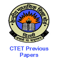 CTET Previous Papers